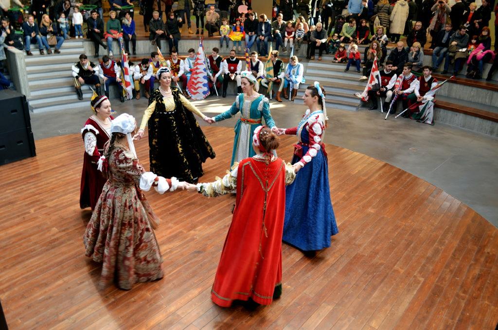 Gruppo Danza Corte Ducale