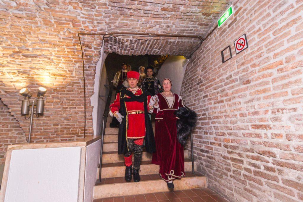 Festeggiamenti 31 Dicembre - Uscita al Castello Estense