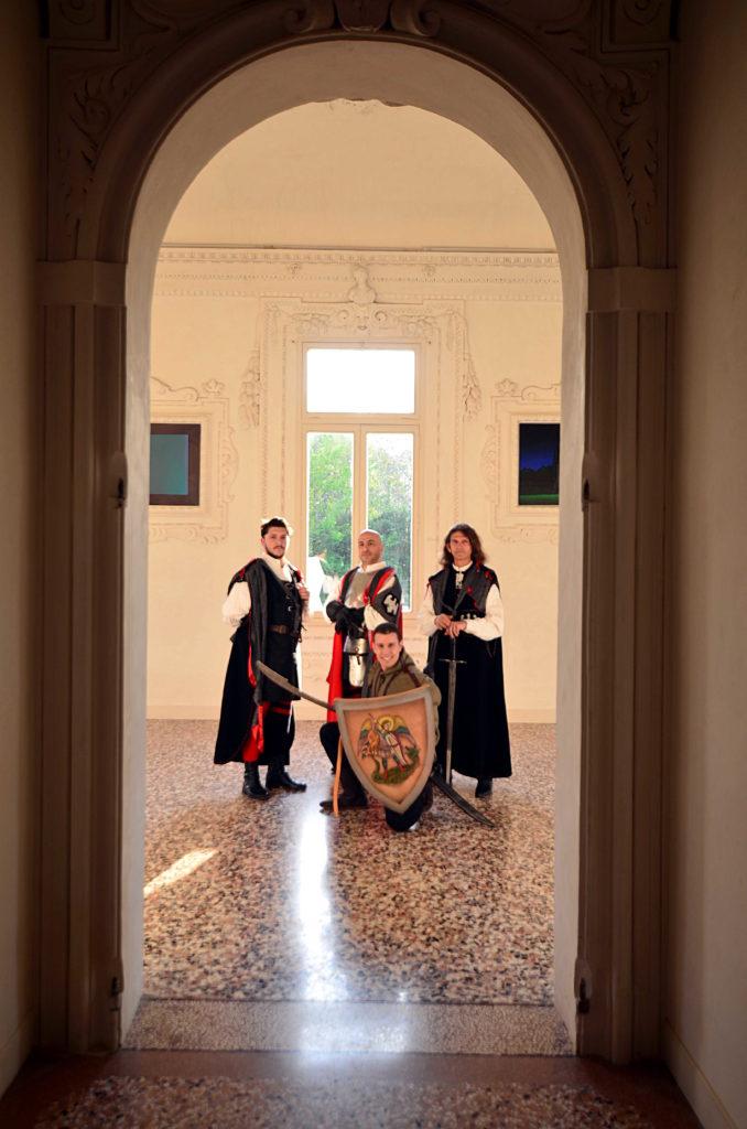 Uscita - Villa Morisini