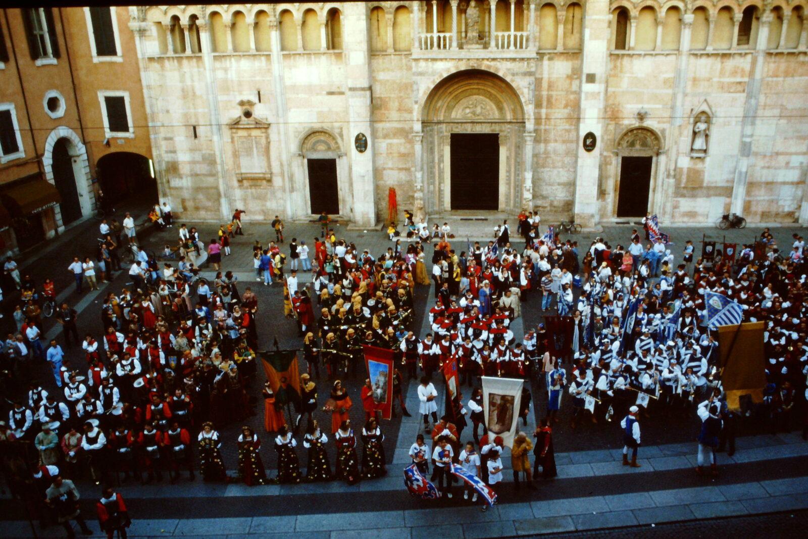 Corte Ducale edizione storica
