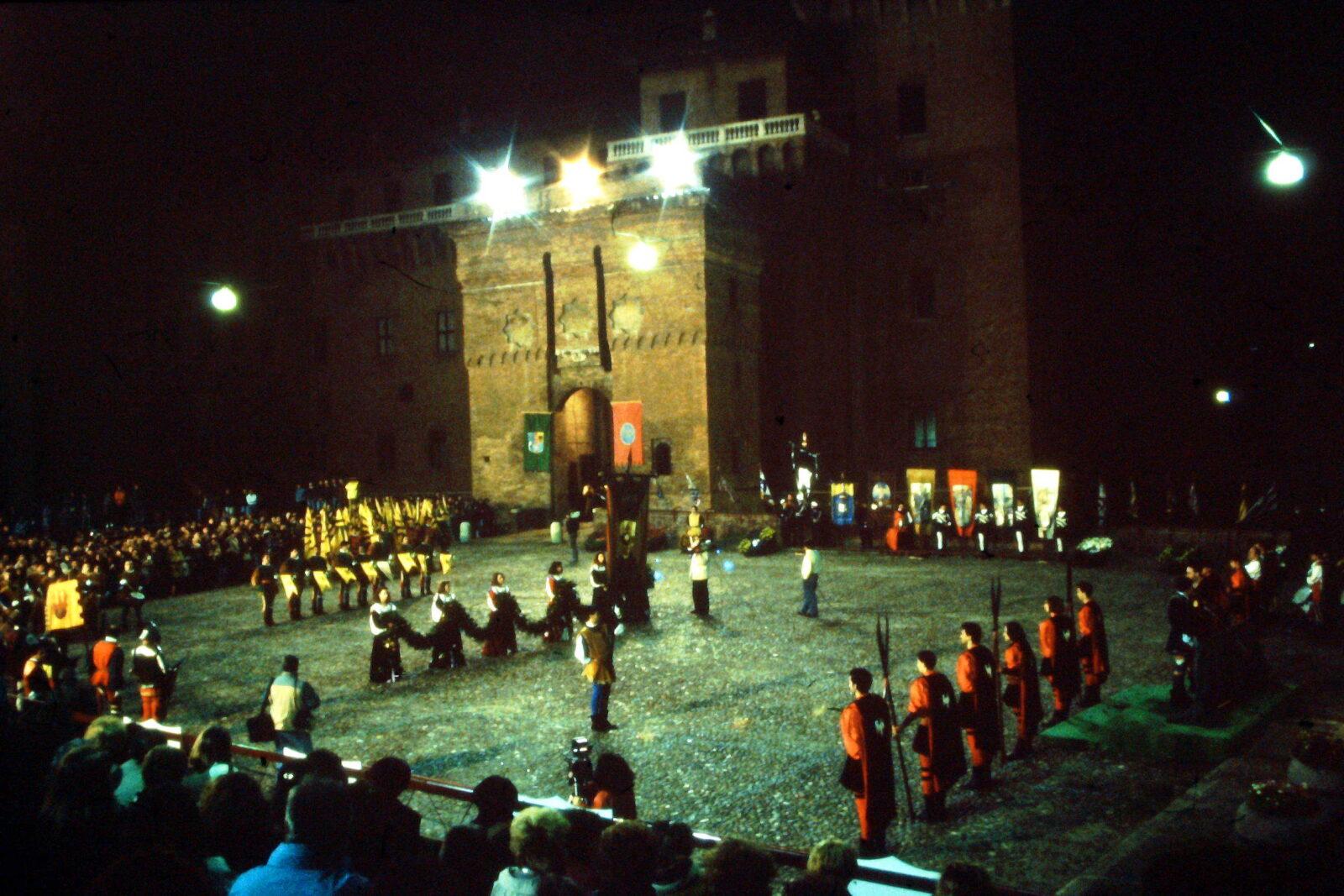 Corte Ducale Palio 1991