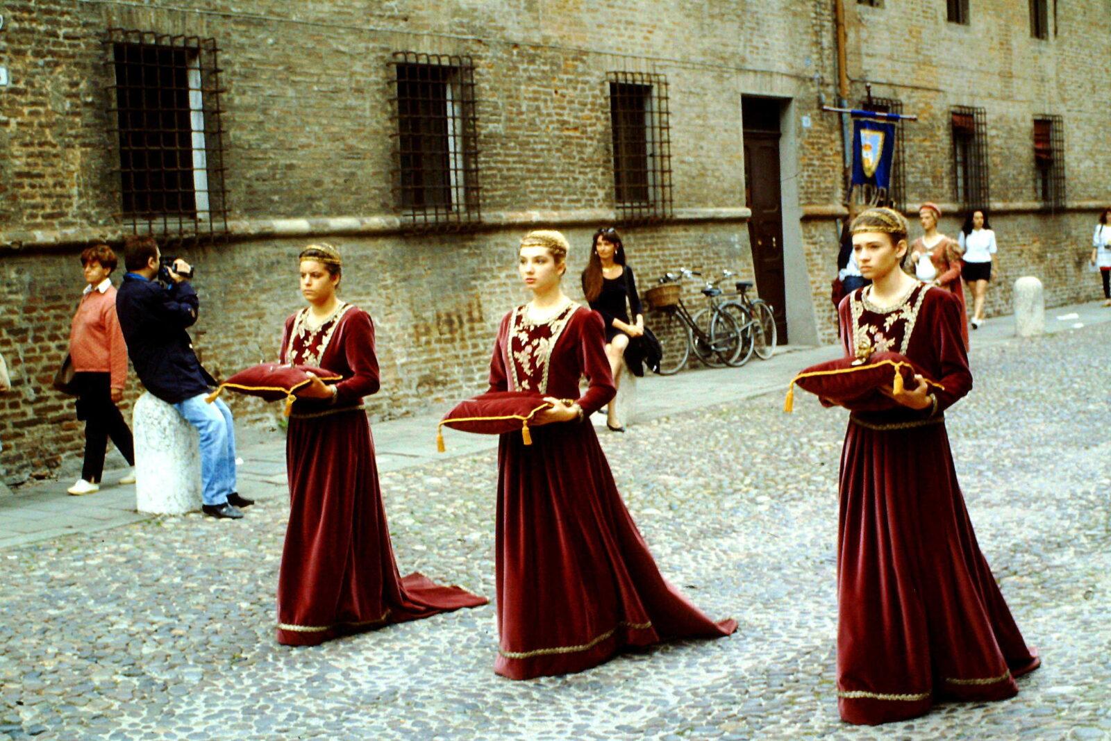 Corte Ducale Palio 1992