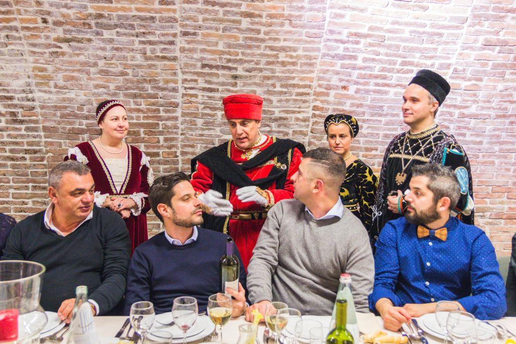 A Tavola con Carlo Bononi