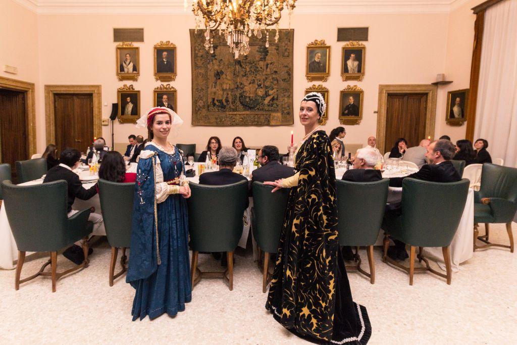 Gran Cenone a Palazzo Ducale