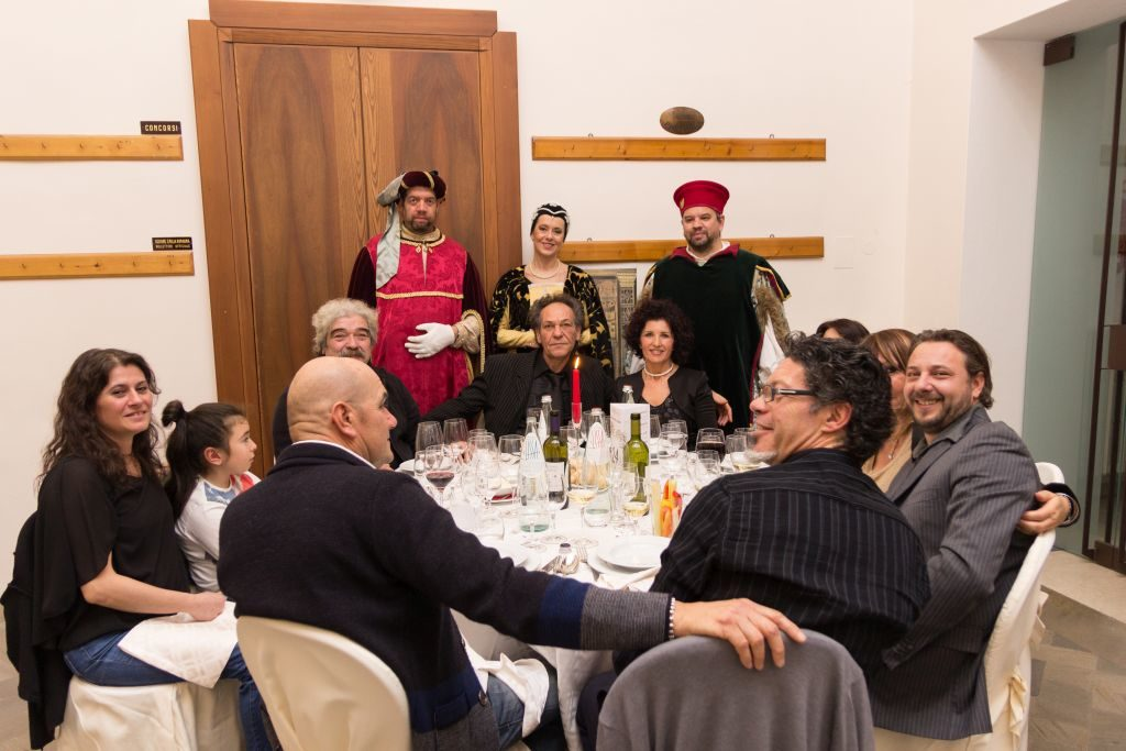 Festeggiamenti 31 Dicembre - Uscita a Palazzo Municipale
