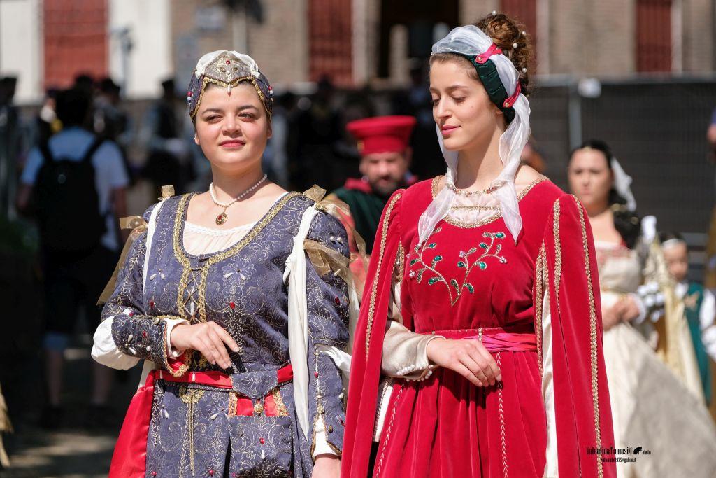 dame corte ducale